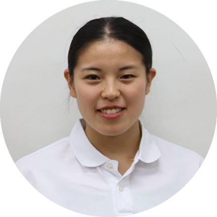 日本体育大学ウエイトリフティング部・中嶋 梨香子さん