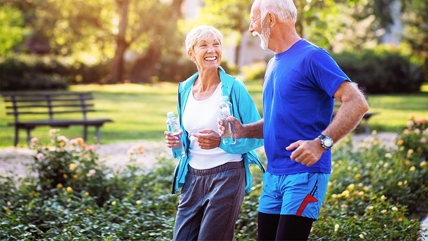 米国の運動ガイドラインの推奨レベルを守っている人は、死亡リスクが最大4割低い