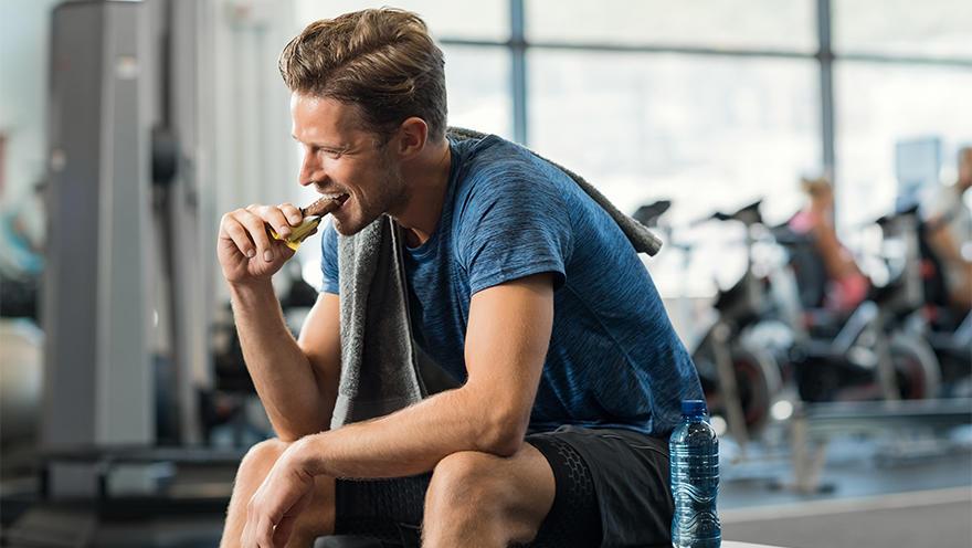 スポーツ用栄養サポート食品のGI値に着目 パフォーマンスの回復に差異