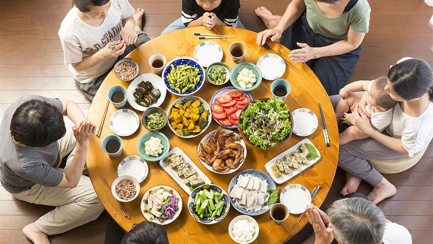 農水省が「令和元年度 食育白書」を公表 令和を担う若い世代の食育を特集