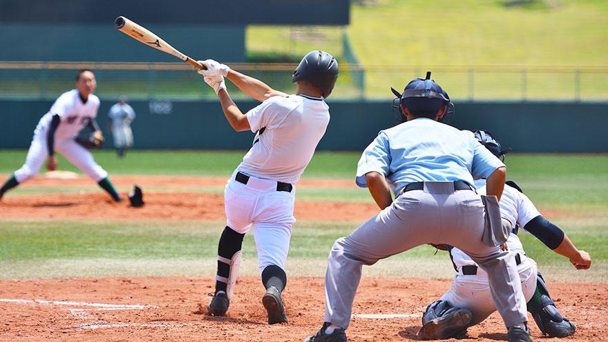 速球を見るだけで野球の打撃力が向上する可能性 練習効率アップに期待