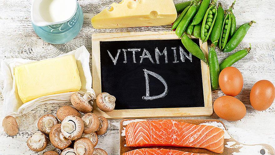 ビタミンD補給で運動による骨格筋障害マーカーの上昇が抑制される