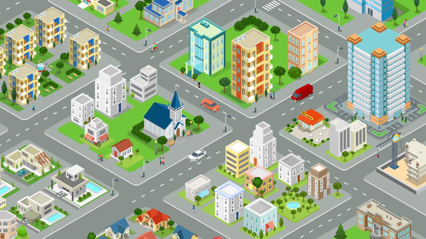 世界14都市のデータから証明された、都市環境と地域住民BMIの有意な関連