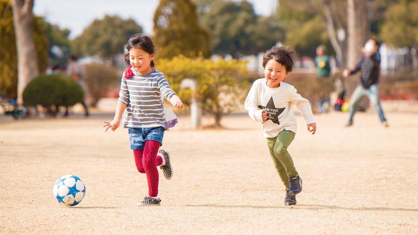自宅周辺の外食環境が子どものウエストサイズと有意に相関する