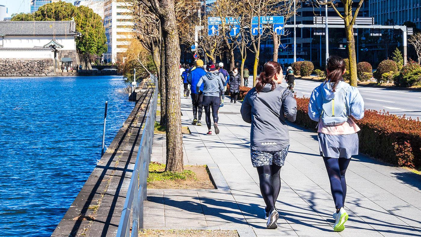 ジョギングの効果の一部は脳への