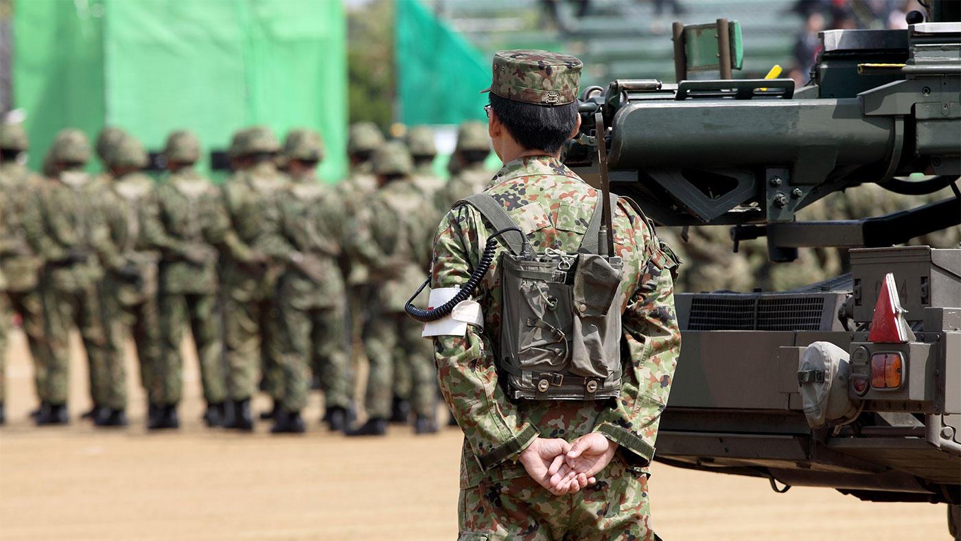 英国軍新兵のケガは栄養不足が原因? タンパク質やビタミンD、女性兵士は鉄やカルシウムが不足