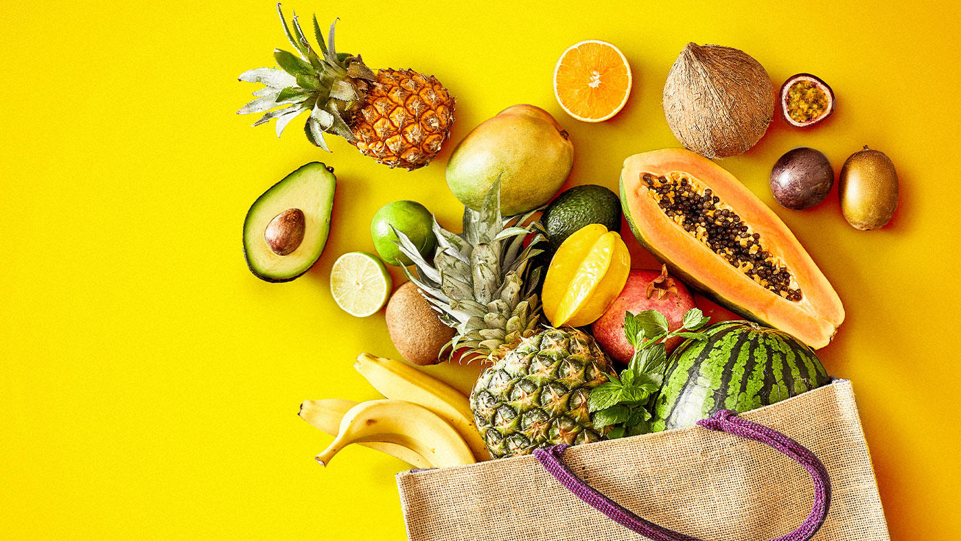 バナナ、アボカド、スイカ...トロピカルフルーツ摂取量のバイオマーカーを考察