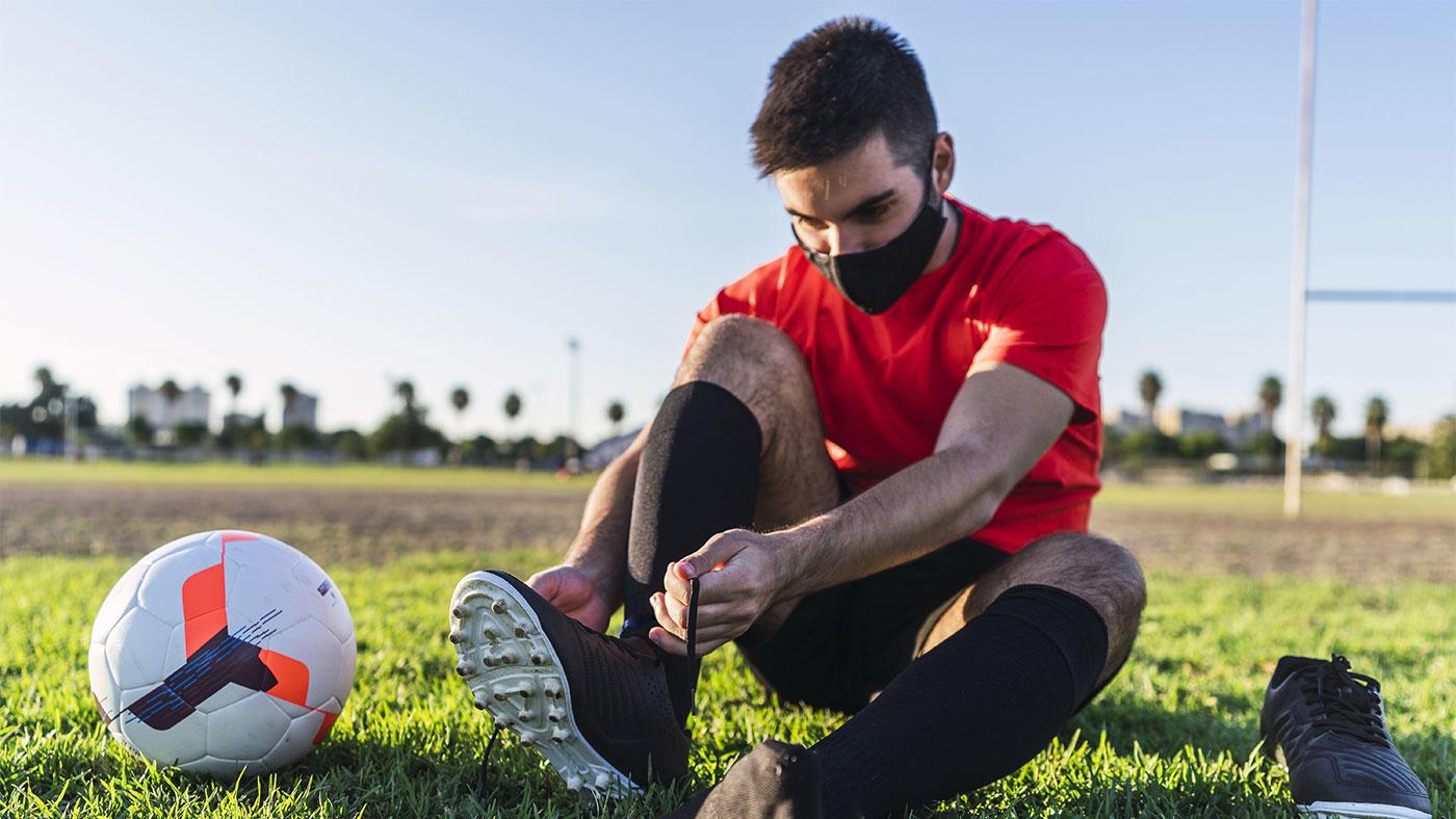 コロナ禍からスポーツへの安全な復帰 英国スポーツ運動医学会のガイドライン提案