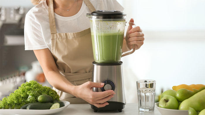 野菜ジュースは絞り方で栄養価が変化する 一番いい作り方は?