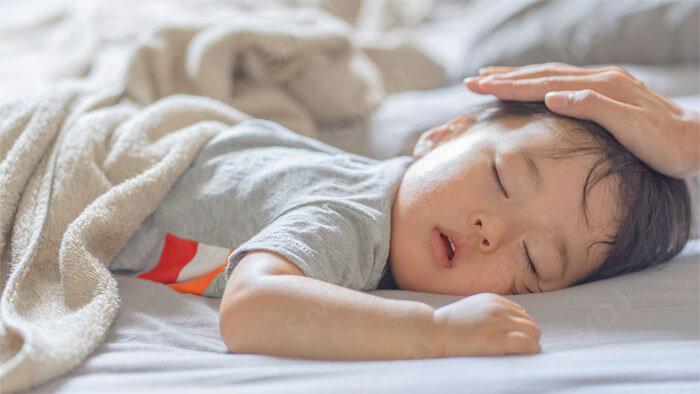 健康的な生活習慣の確立には、幼児期において「早起き」+「早寝」も大切
