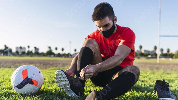 新型コロナパンデミック中のスポーツ復帰に関する推奨事項 リスクを6段階に層別化