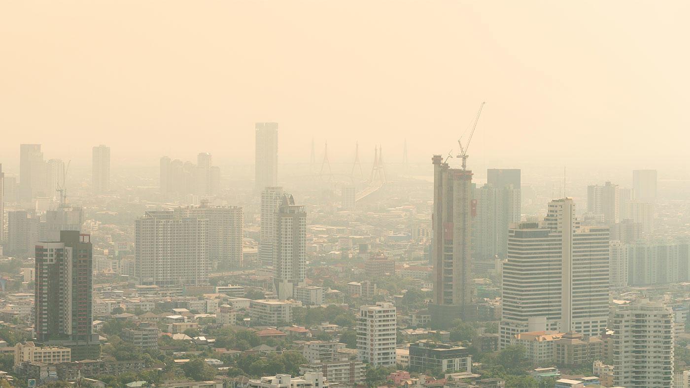 身体活動による健康へのメリットは、大気汚染によって相殺されてしまうのか