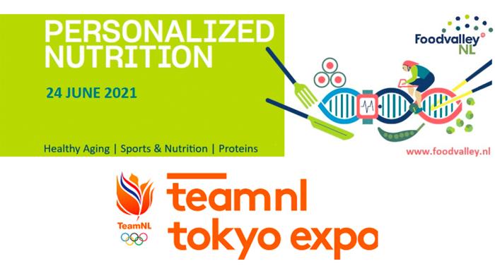 【参加者募集中】オランダフードバレー・無料オンラインイベント 「 個別栄養管理~スポーツ界で成功するための原動力」のご案内