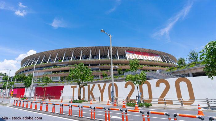 東京2020オリンピックの暑熱環境において、アスリートのパフォーマンス低下を予測したシミュレーション