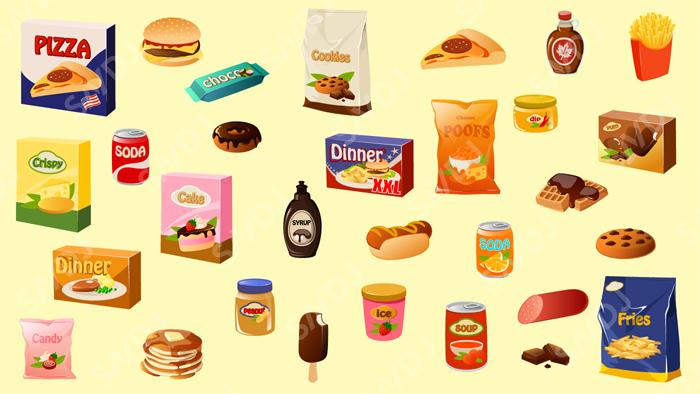 「超加工食品」を減らせば飽和脂肪酸摂取量が有意に減る 8カ国横断調査の結論