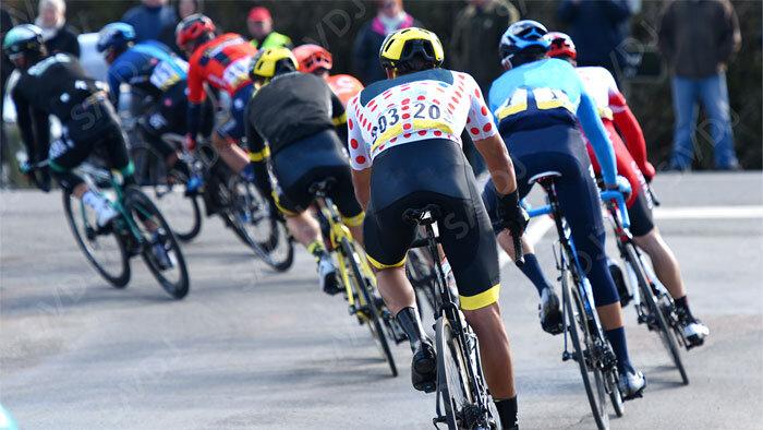 世界トップの自転車競技アスリート、高用量・短期間のβ-アラニン摂取でパフォーマンスが改善
