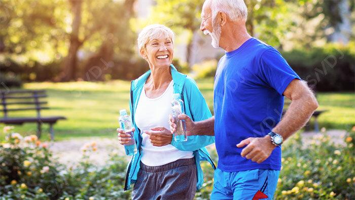 硝酸塩の摂取量が多いほど高齢女性の筋肉機能が向上