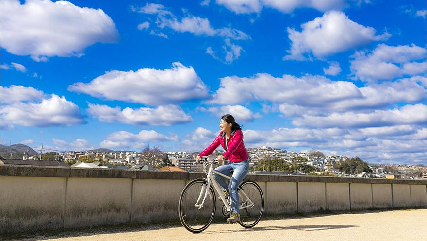 サイクリングは運動量に関わらず心血管疾患死亡率の低下と関連
