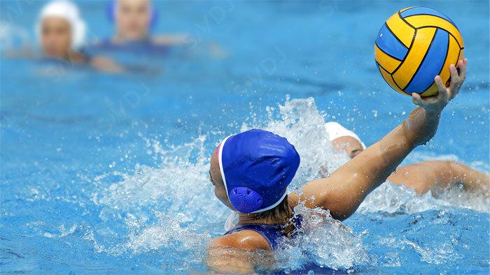 ロシアの水球選手は競技期間中、1日に平均5,165kcal摂取している