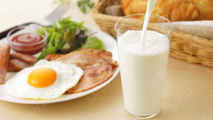 朝、タンパク質を摂取すると筋量増加に効果的 ポイントは「BCAA」と「体内時計」 早大・柴田重信教授らの研究